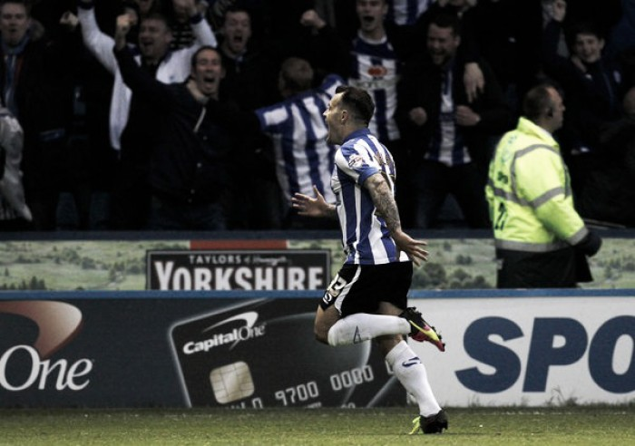 Sheffield Wednesday 2-0 Brighton & Hove Albion: Lee and Wallace put Wednesday on Wembley way