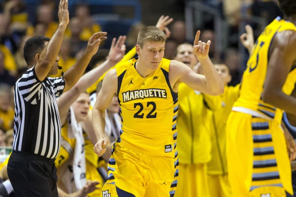 Marquette Golden Eagles Win Fifth Straight, Beat Maine Black Bears 104-67