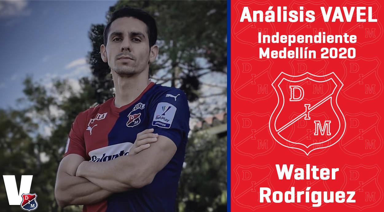 Análisis VAVEL, Independiente Medellín 2020: Walter Rodríguez