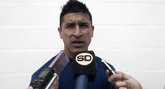 """Serrano: """"Tenemos como parámetro lo que hicimos con San Lorenzo"""""""
