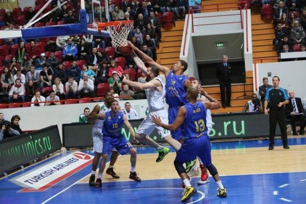 Herbalife Gran Canaria - Unics Kazan: el Gran Canaria Arena se mide con la historia