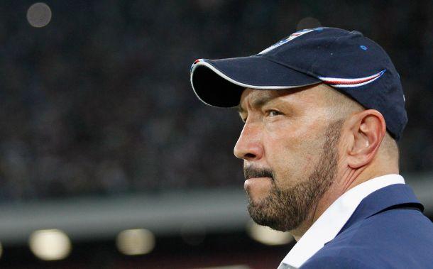 Sampdoria - Zenga, l'esonero è ufficiale