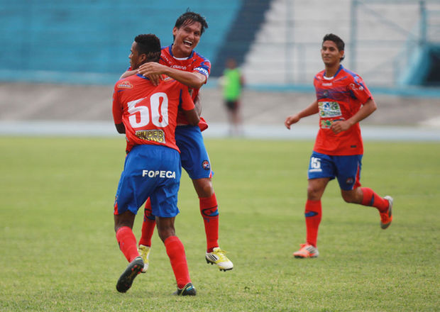 El Nacional empata con el Deportivo Quevedo en el estadio 7 de Octubre (VIDEO)