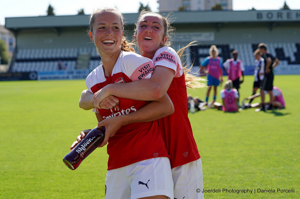 Lia Wälti talks about her summer move to Arsenal