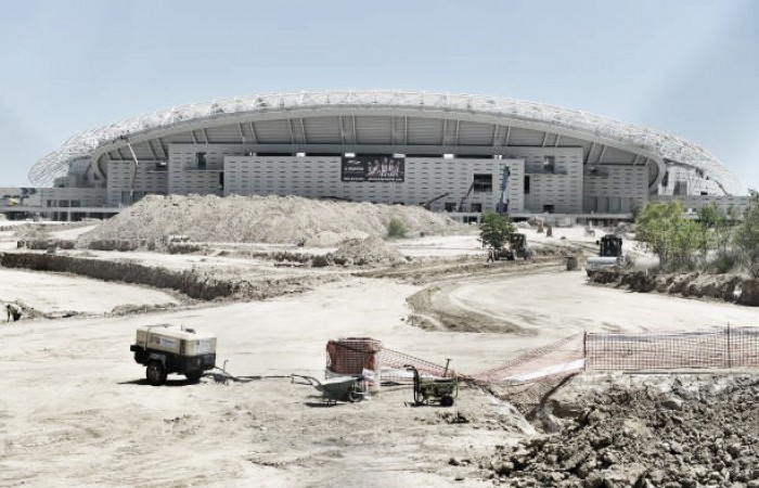 Otimista, Atlético de Madrid projeta quitar novo estádio em sete anos