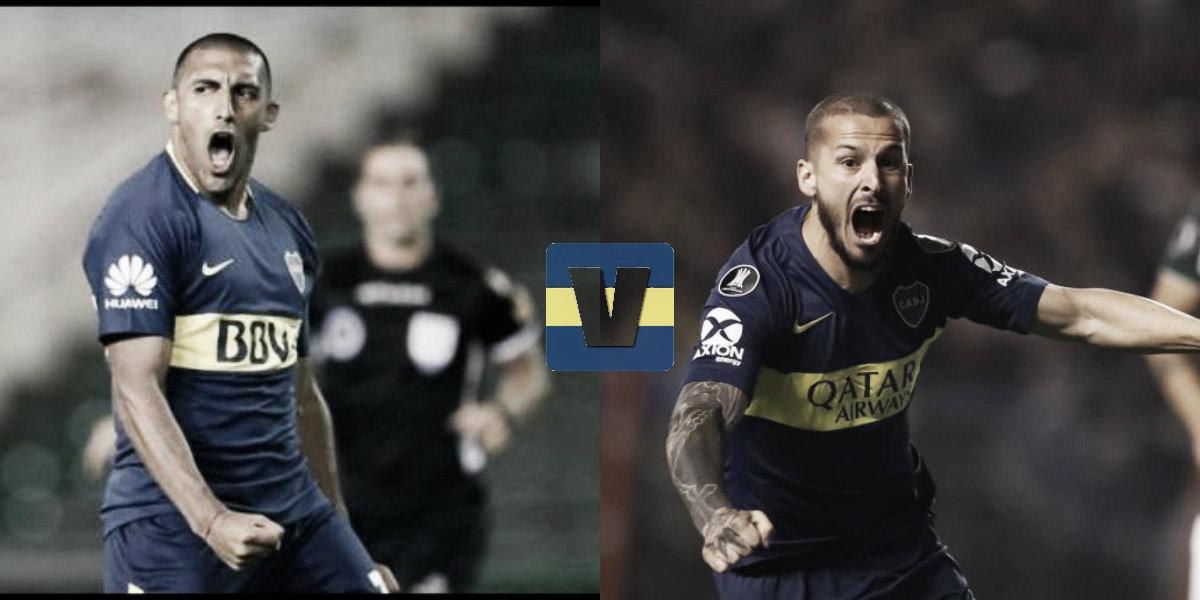 Los goleadores finalistas de Boca
