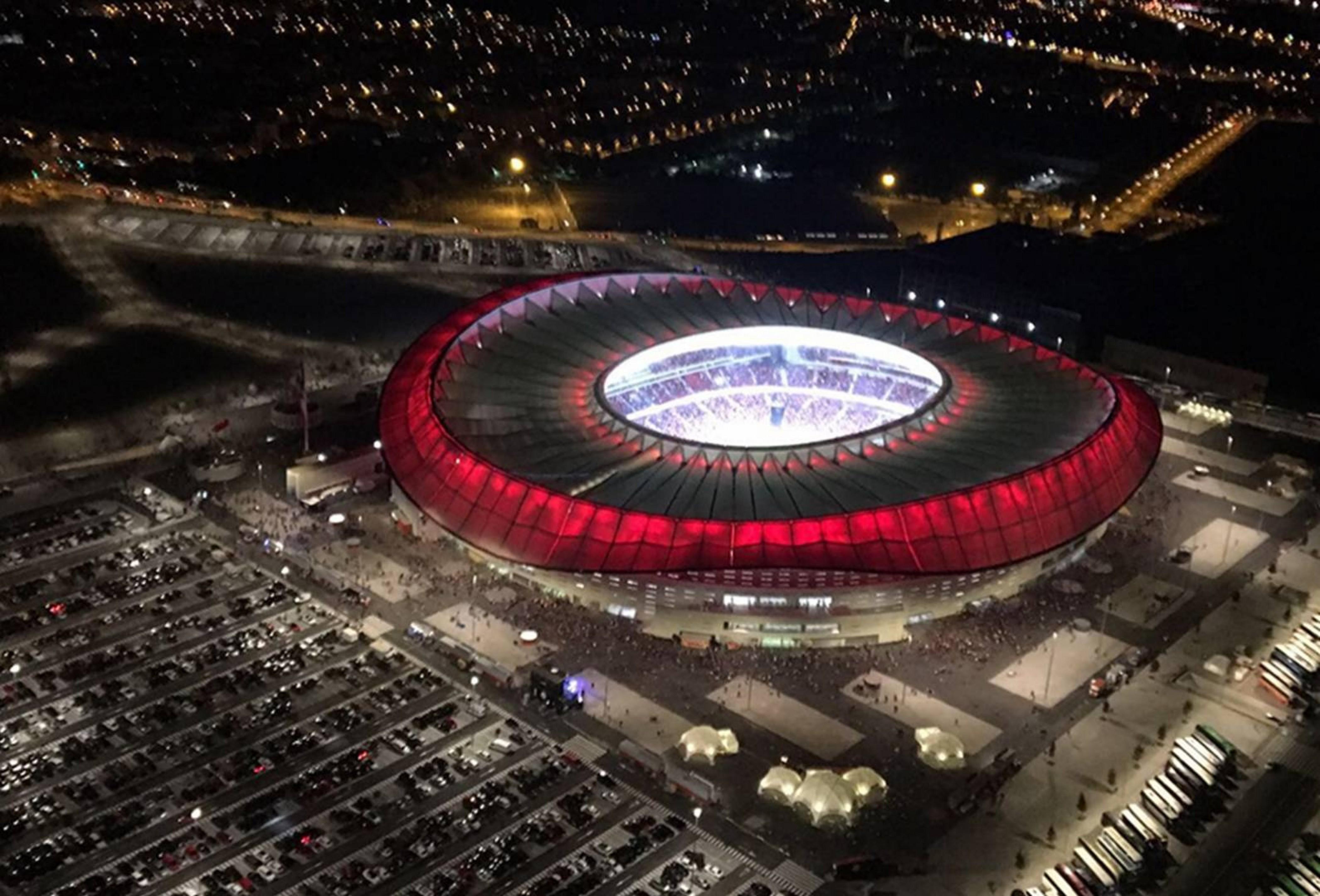 De Los Pajaritos al Wanda Metropolitano