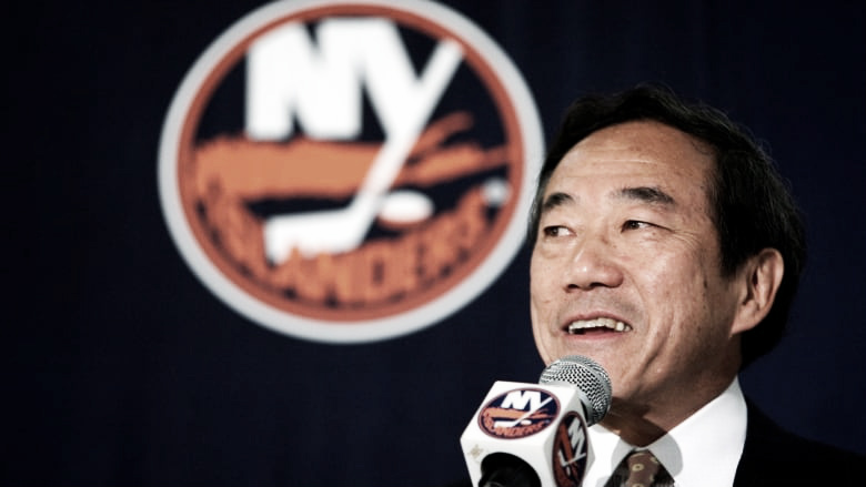 Fallece Charles Wang, antiguo dueño de los New York Islanders