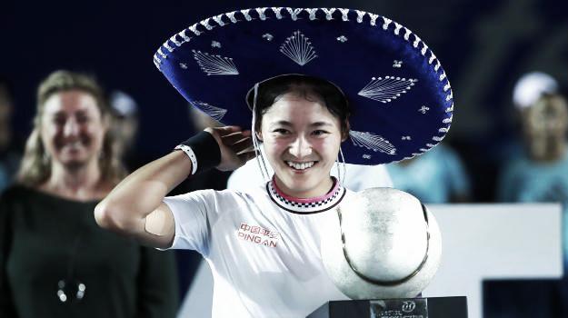 Yafan Wang logra su primera corona como profesional en Acapulco