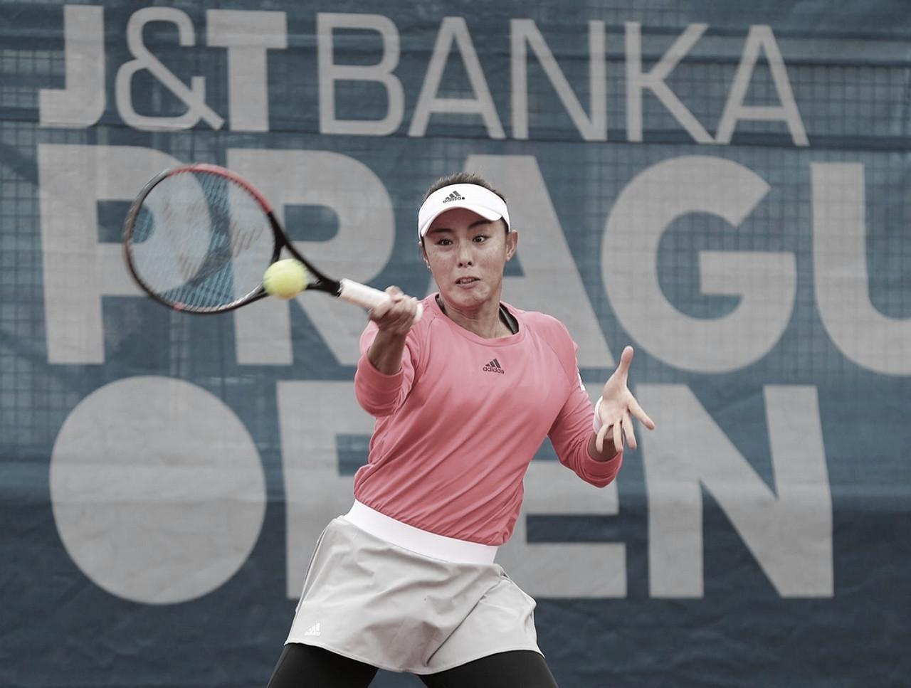 Em Praga, Qiang Wang sobrevive contra Minella e avança às quartas