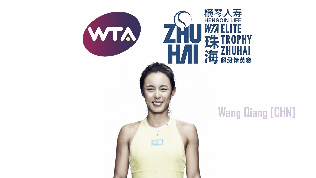 Wang Qiang qualifies for WTA Elite Trophy