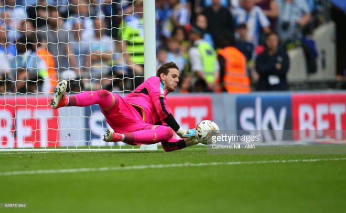 "Liverpool goalkeeper Danny Ward reflects on ""special"" time spent at Huddersfield Town"
