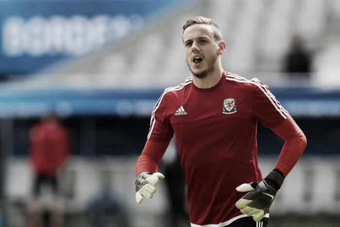 Wales boss Chris Coleman hails Danny Ward as 'outstanding'