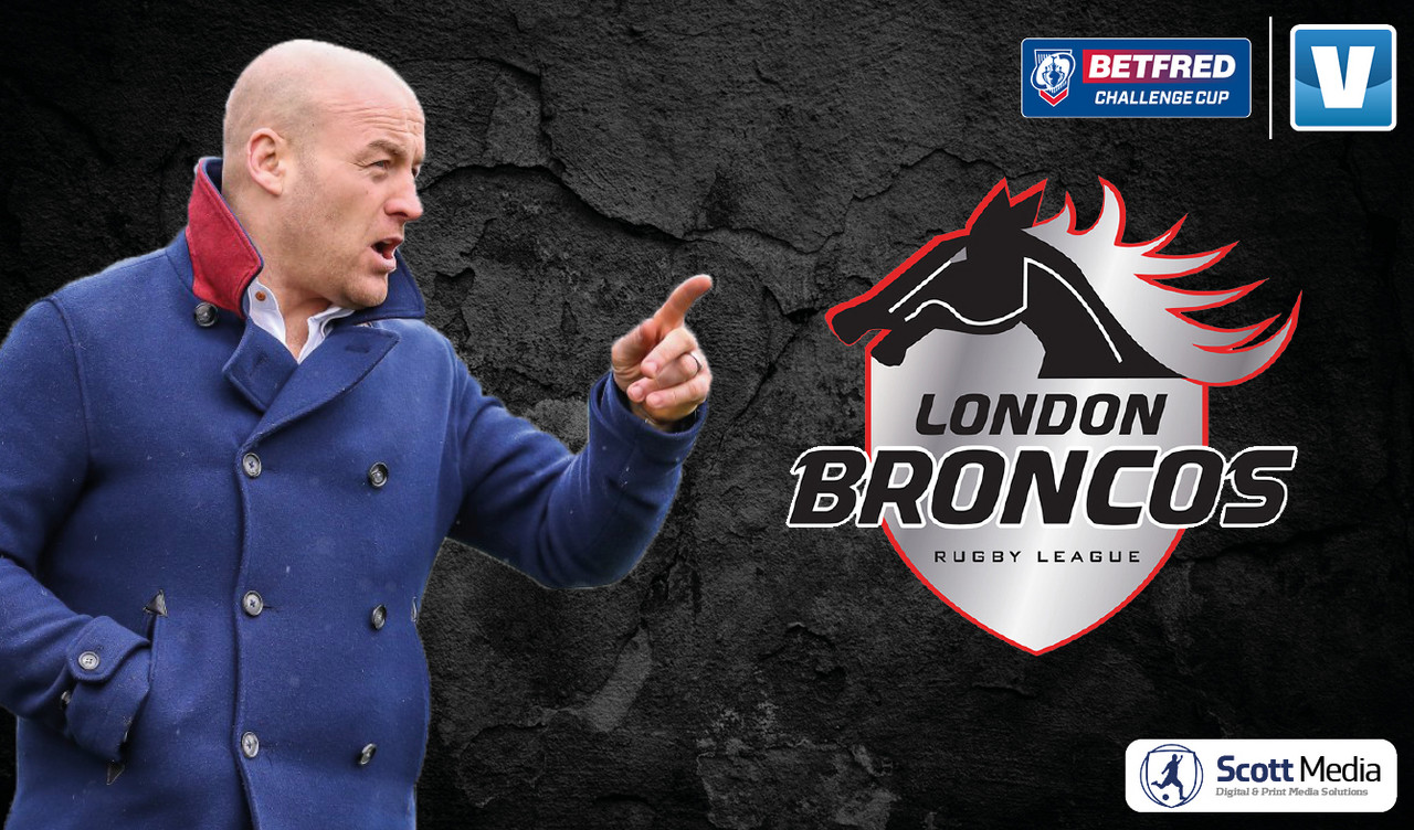 EXCLUSIVE: Broncos boss Ward happy to be back