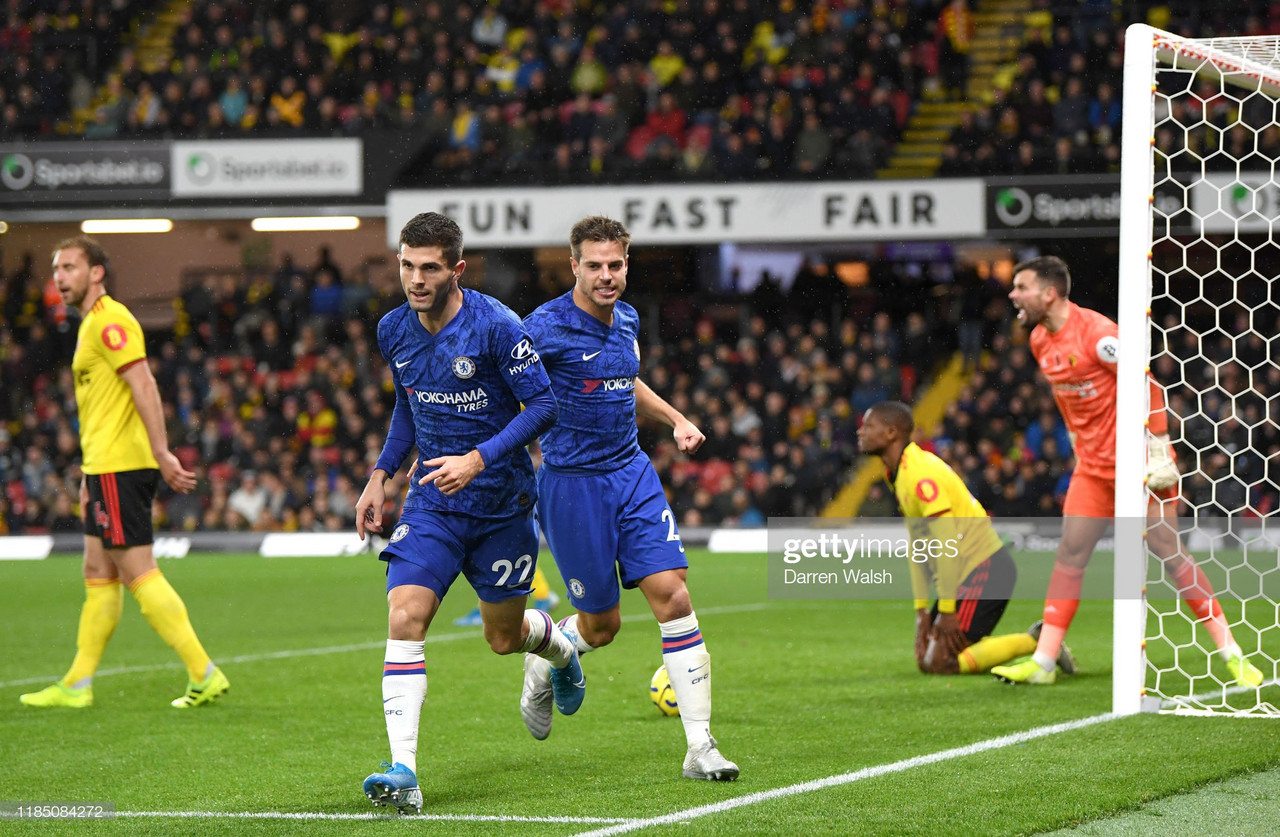 The Warm Down: Chelsea show Watford how to perform