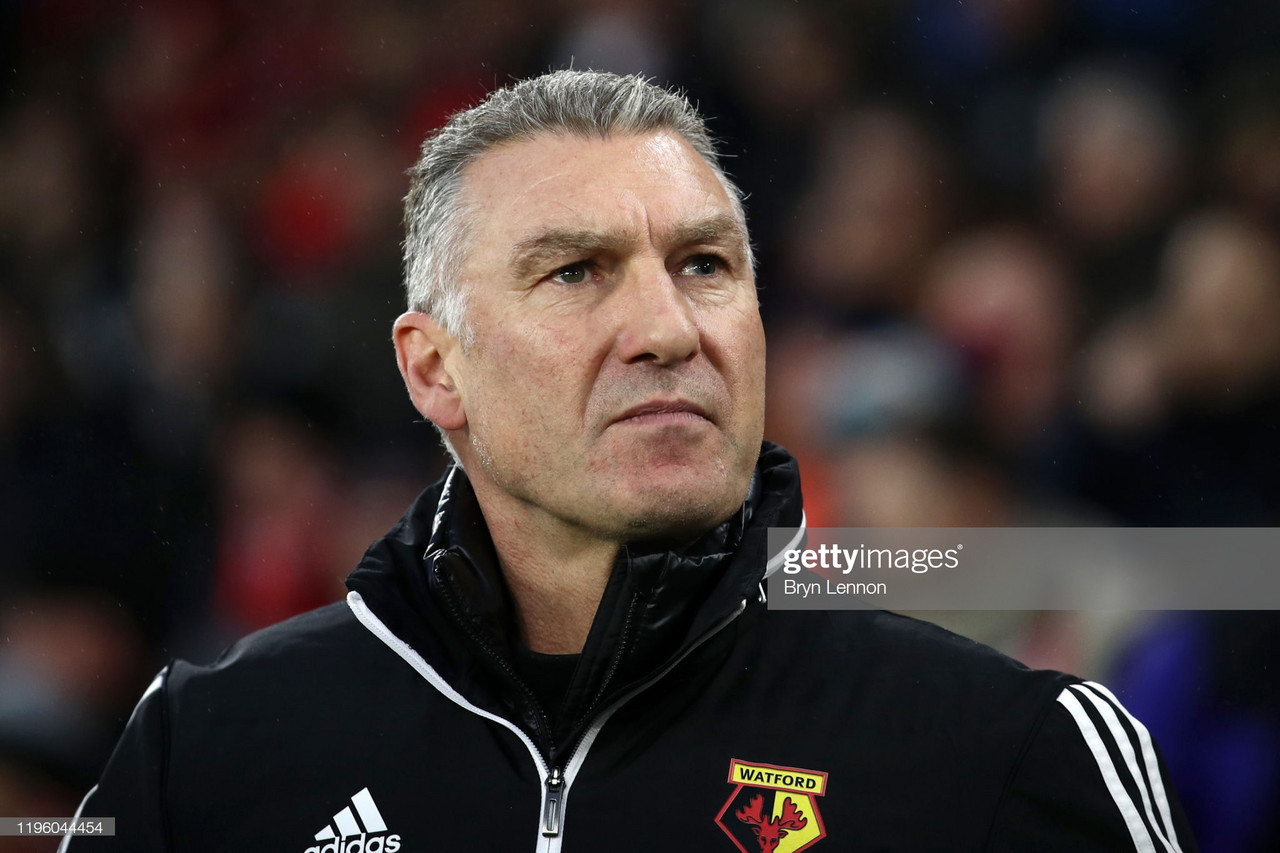 The Warm Down: Watford show they are up for the fight this season