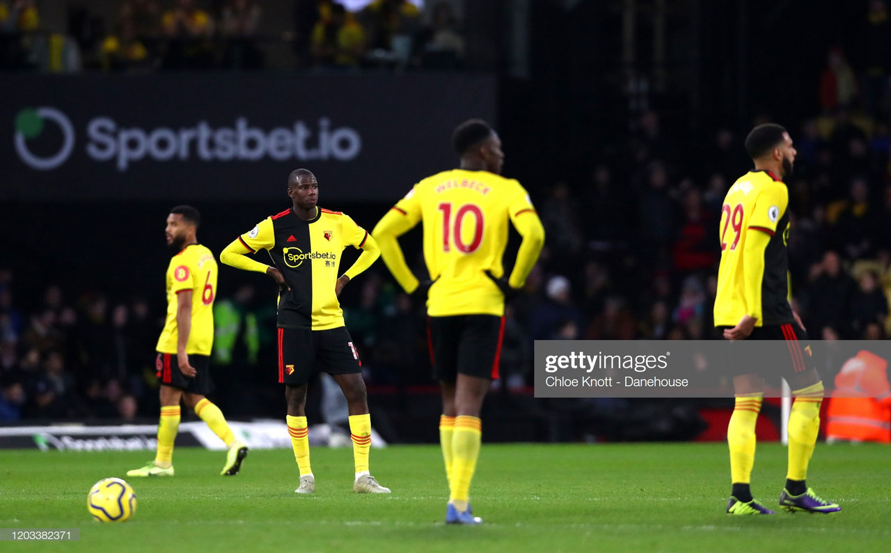 The Warm Down: A defeat that could define Watford's season