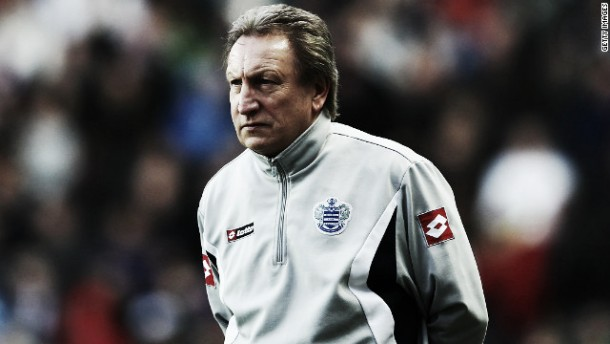 Warnock to remain at QPR for the duration of November
