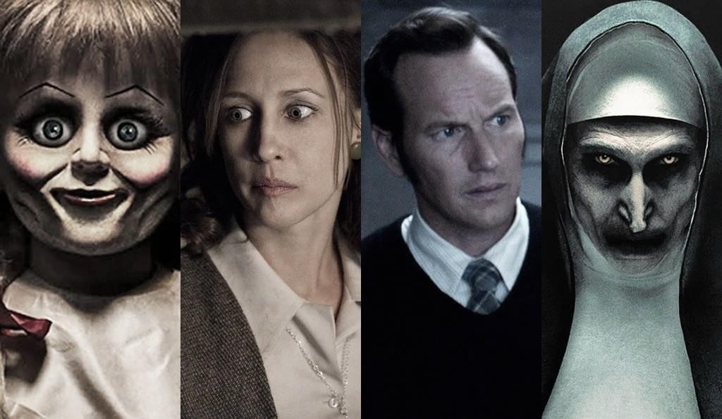 Universo cinematográfico Warren y su expansión en el género de terror