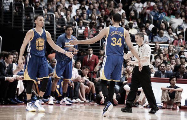 Resumen NBA: los Warriors son imparables, Spurs y Nets ganan