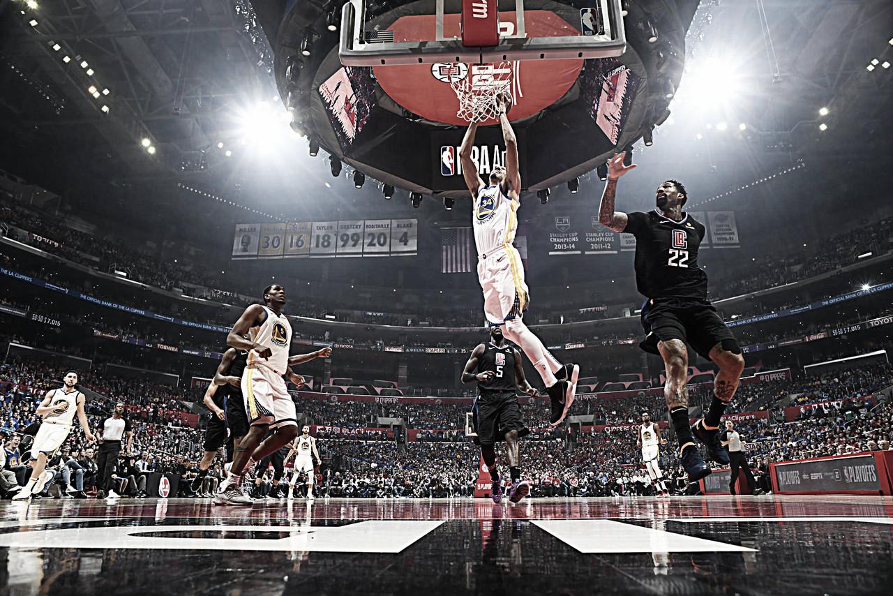 PlayOffs NBA: De la mano de Durant 3 por 1 es negocio para los Warriors