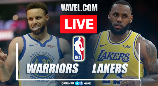 Highlights and Best Moments: Warriors 111-99 Lakers in NBA Preseason