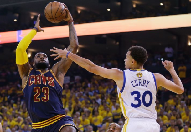 sports book forums score cleveland vs warriors