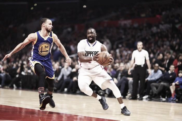 Warriors consigue éxito en Los Ángeles