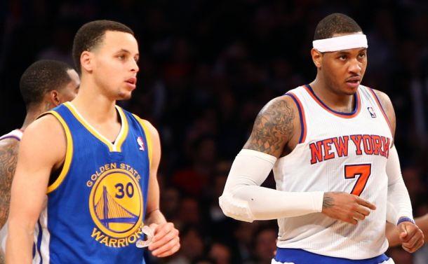 Golden State Warriors - New York Knicks Preview
