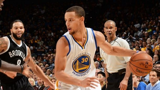 I Warriors tornano a vincere: battuti i Nets 107 a 99