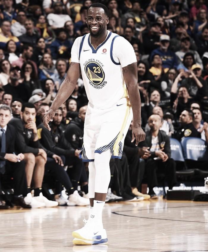 Los Warriors triunfan ante los Nuggets