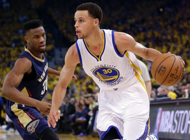 Golden State Warriors - New Orleans Pelicans Live Updates and 2015 NBA Scores in Game 4 (109-98)