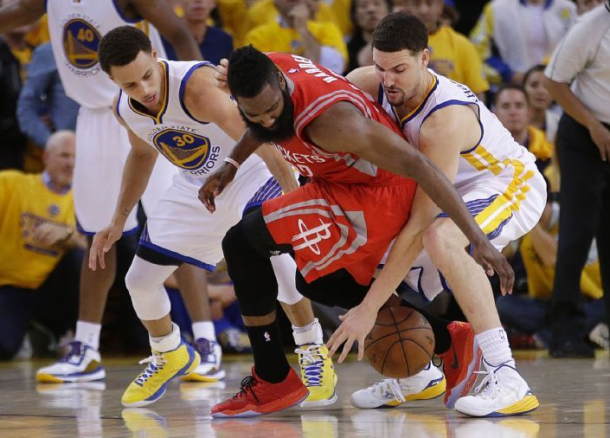 Golden State Warriors vs Houston Rockets Live Stream Updates and 2015 NBA Scores in Game 3 (0-0)