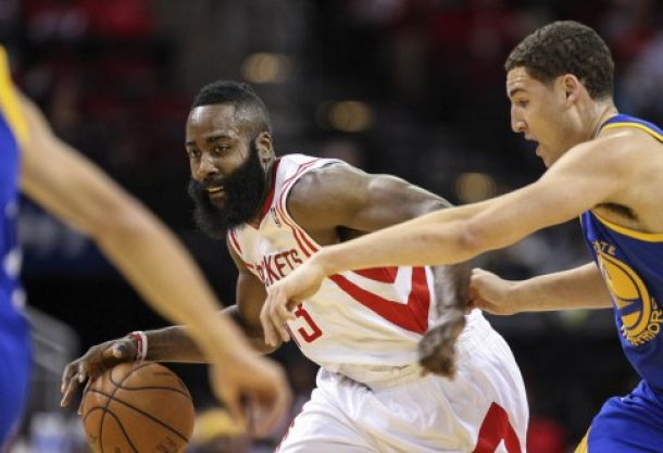 Houston Rockets Keep Season Alive With Fierce Offensive Performance Against Golden State Warriors