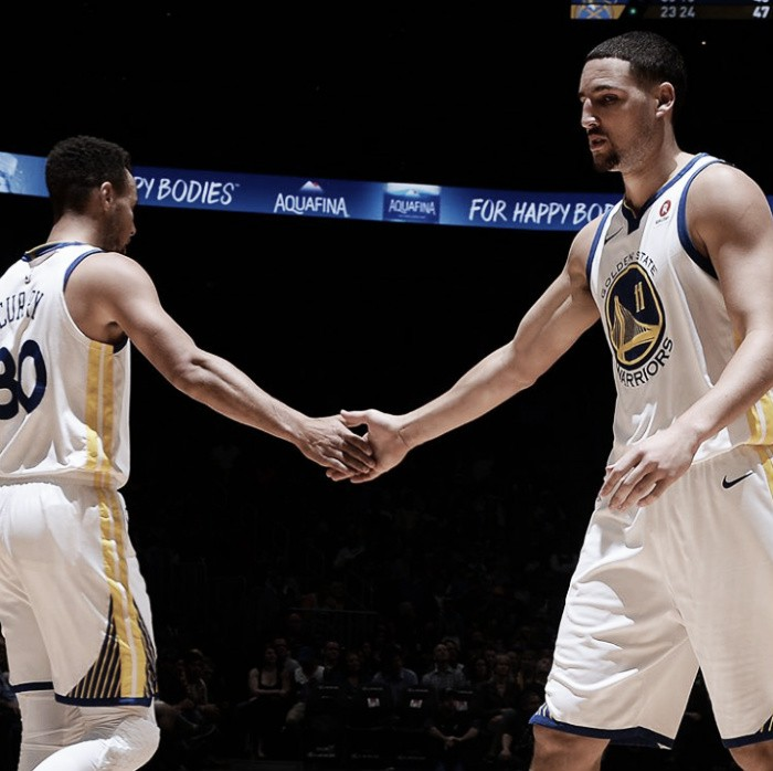 Warriors consigue quinta victoria al hilo