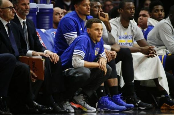Golden State Warriors Drop To Los Angeles Clippers 130-95