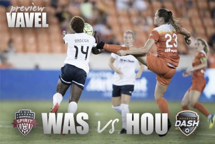Washington Spirit vs Houston Dash preview: Washington needs three points at home