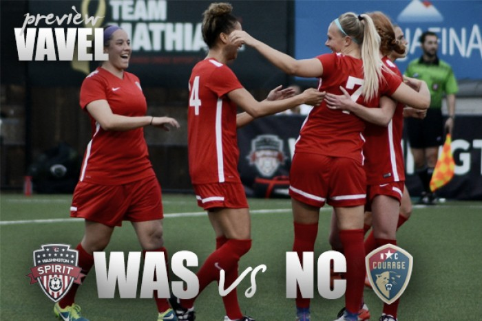 Washington Spirit vs North Carolina Courage Preview: A rematch of the 2016 NWSL Championship