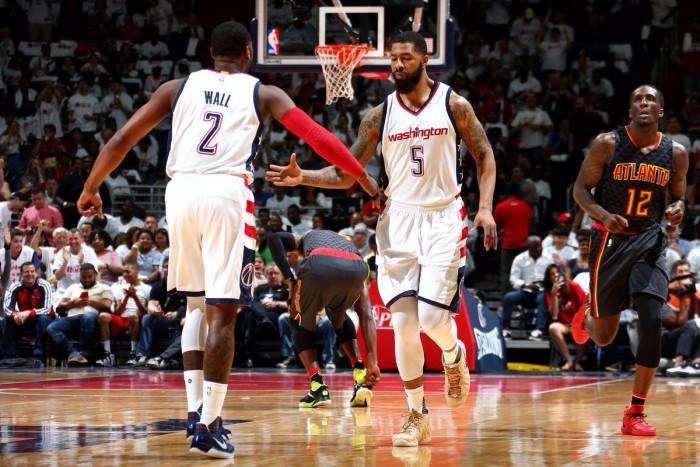NBA Playoffs 2017 - Washington comincia bene, battuta Atlanta (114-107)