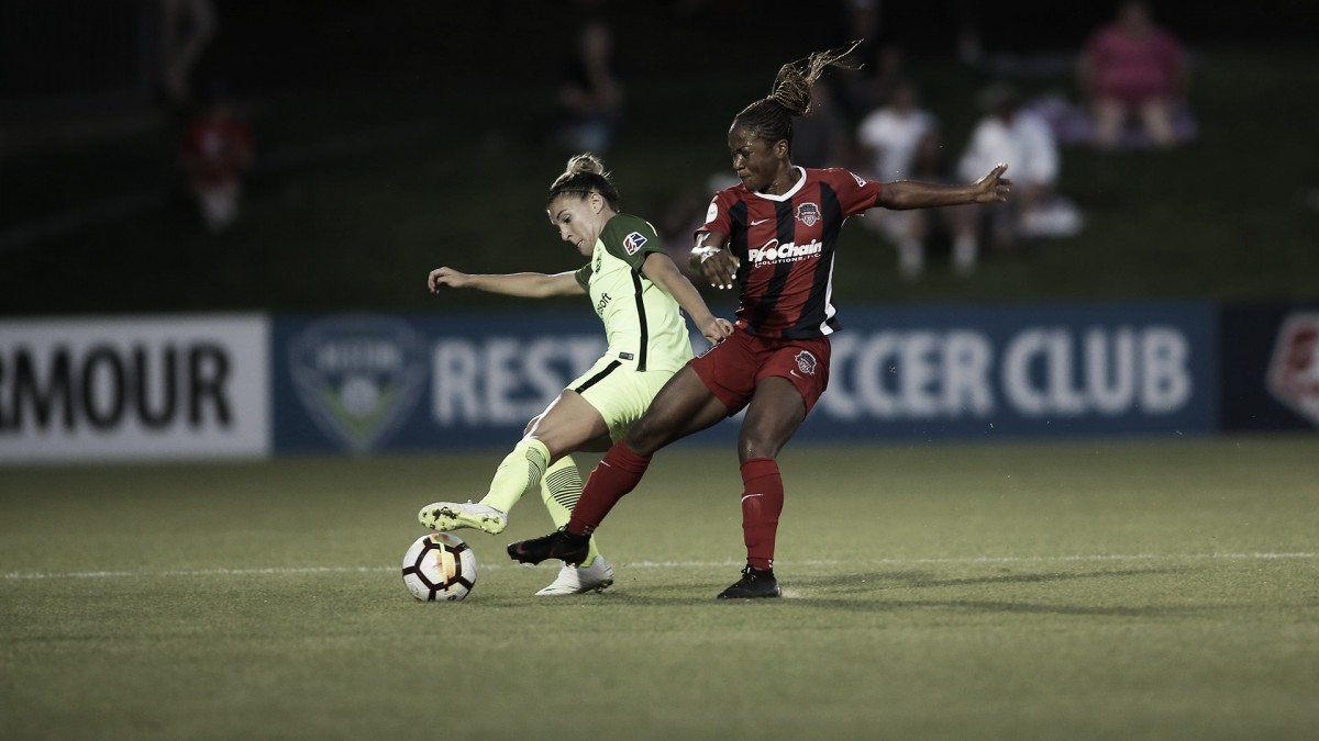 Washington Spirit draw Seattle Reign FC 0-0
