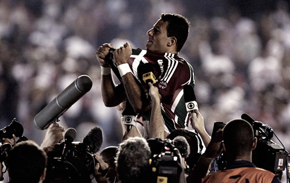 Recordar é viver: há dez anos, Fluminense encantava América ao eliminar São Paulo na Libertadores