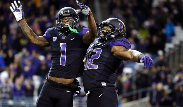 Washington Huskies Defense Comes Up Big In Blow Out Victory Over Arizona Wildcats