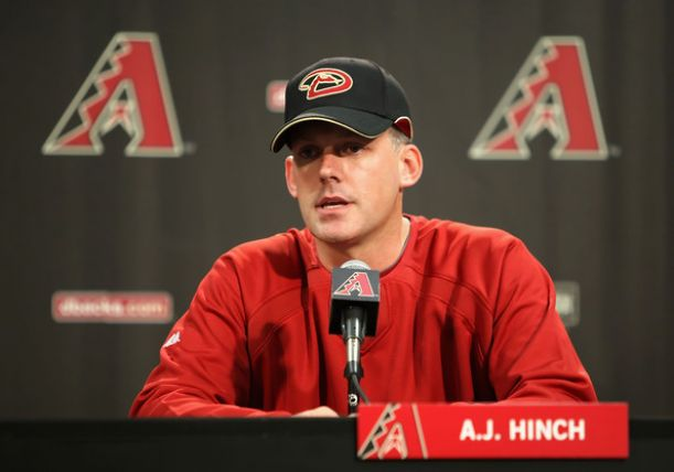 Houston Astros Hire A.J. Hinch As Manager