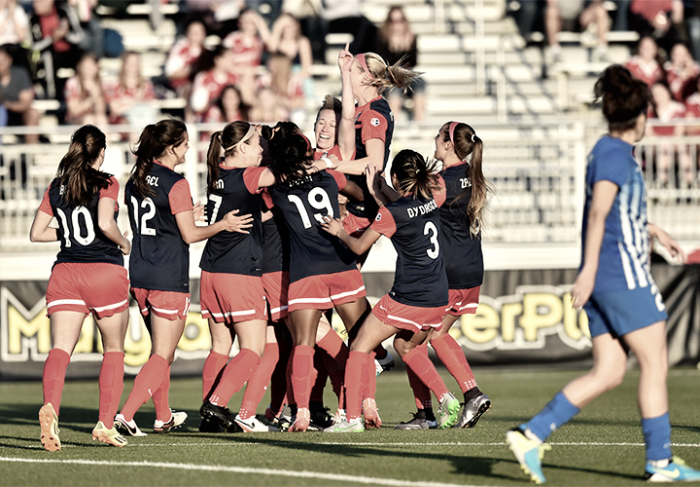 Washington Spirit signs six players to new contracts