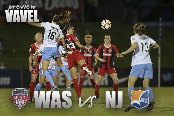 Sky Blue FC vs. Washington Spirit Preview: The Only Way is Up