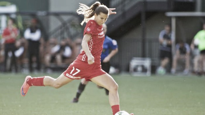 Portland Thorns, Washington Spirit prepare to rumble in D.C.