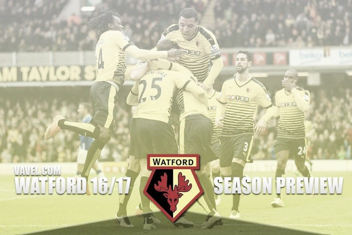 Watford 2016/17 Season Preview: Ighalo and Deeney to be key again