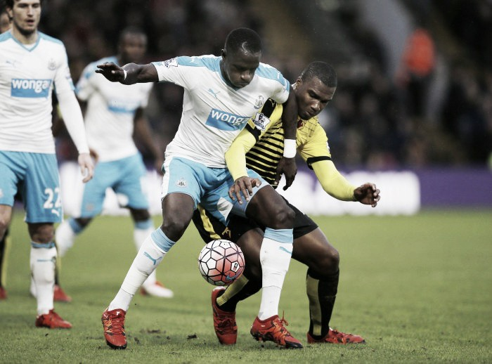 Watford forward Obbi Oulare set for loan move to Belgium
