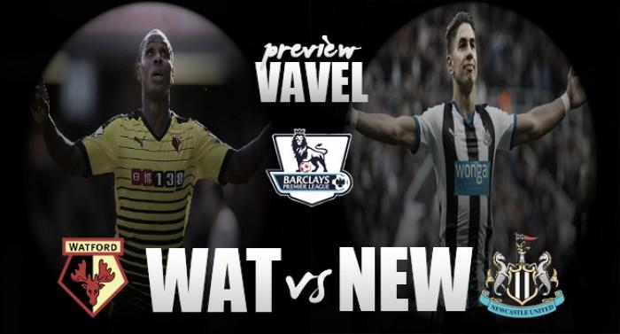 Watford - Newcastle United: duelo de urgencias para ambos