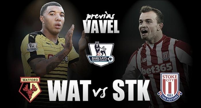 Previa Watford - Stoke City: en busca de la regularidad